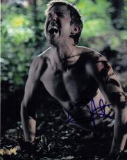 Sam Huntington Signed 8x10 Photo w/COA Superman Werewolf Proof