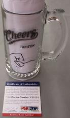 SAM MAYDAY MALONE!!! Ted Danson Signed CHEERS Beer Mug PSA/DNA Proof