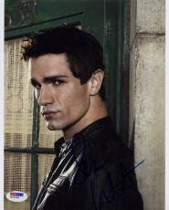 Sam Witwer SIGNED 8x10 Photo Syfy Aidan Being Human PSA/DNA AUTOGRAPHED