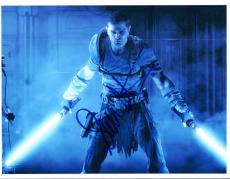 Sam Witwer Signed Autographed 8x10 Photo Star Wars Being Human COA VD