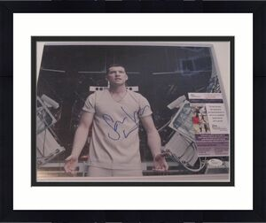 Sam Worthington Avatar,terminator,clash Of The Titans Jsa/coa Signed 11x14 Photo