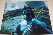 Sam Worthington Signed 11x14 Photo w/COA Proof Avatar Clash of the Titans B