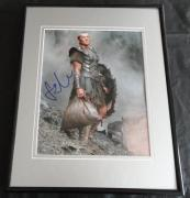 Sam Worthington Signed Framed 8x10 Photo Clash of the Titans