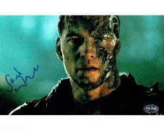 Sam Worthington Signed Terminator Autographed 8x10 Photo PSA/DNA #J57836