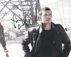 Sam Worthington Terminator Salvation Signed 8X10 Photo PSA/DNA #Y78087