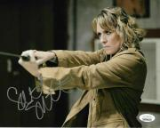 Samantha Smith Signed 8x10 Photo Authenticated JSA Supernatural Mary Winchester