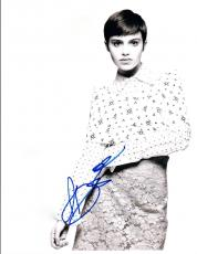 Sami Gayle Signed 8x10 Photo Blue Bloods Vampire Academy COA VD
