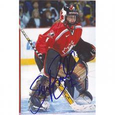 Signed Jo Photo - Sami Small Canada Women 4x6