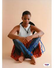 Samira Wiley Signed Authentic Autographed 8x10 Photo PSA/DNA #AD14680
