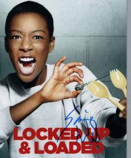 Samira Wiley Signed Autographed 8x10 Photo Orange is the New Black COA VD