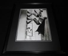 Sammy Davis Jr Batman & Robin Framed 11x14 Photo Poster