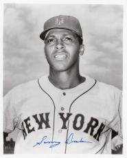 Sammy Drake New York Mets Deceased Signed Autographed 8x10 Photo W/coa