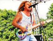 Sammy Hagar Autographed Signed 11x14 Photo PSA DNA AFTAL