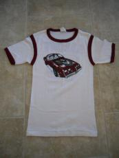 Sammy Hagar RARE Original 1979 Tour Shirt Bill Graham NEW Size Medium Van Halen
