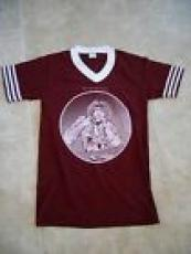 Sammy Hagar RARE Original 1980 Tour Shirt Bill Graham NEW Size Small Van Halen