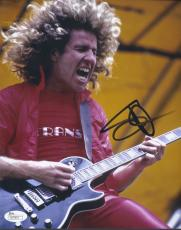 Sammy Hagar Signed 8x10 Photo Autograph Authentic The Red Rocker Jsa Coa