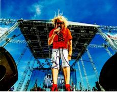 Sammy Hagar Signed - Autographed Van Halen 11x14 inch Photo - Guaranteed to pass PSA or JSA