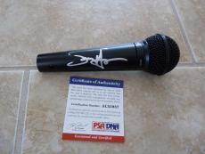 Sammy Hagar Van Halen Signed Autographed Microphone PSA Certified #1