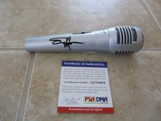 Sammy Hagar Van Halen Signed Autographed Microphone PSA Certified #4