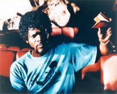 Samuel L Jackson 8x10 photo Glossy Image #1 Pulp Fiction