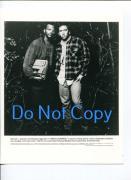 Samuel L. Jackson Nicolas Cage Amos & Andrew Original Press Still Glossy Photo