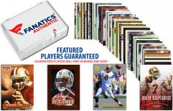 San Francisco 49ers Team Trading Card Block/50 Card Lot - Mounted Memories