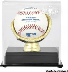 San Francisco Giants 2014 World Series Champions Gold Glove Baseball Display Case
