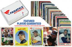 San Francisco Giants Team Trading Card Block/50 Card Lot - Mounted Memories