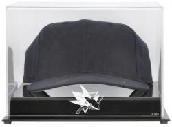 San Jose Sharks Hat Display Case