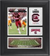 "Ace Sanders South Carolina Gamecocks Framed 15"" x 17"" Collage"