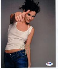 Sandra Bullock signed 8x10 photo PSA/DNA autograph