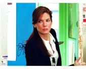 Sandra Bullock Signed Authentic Autographed 8x10 Photo PSA/DNA #Q73015