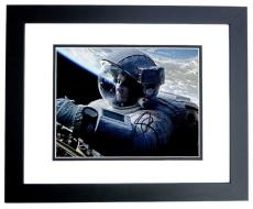 Sandra Bullock Signed - Autographed GRAVITY 8x10 inch Photo - Guaranteed to pass PSA/DNA or JSA - BLACK CUSTOM FRAME