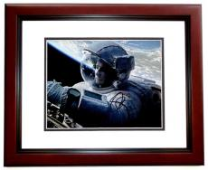 Sandra Bullock Signed - Autographed GRAVITY 8x10 inch Photo - Guaranteed to pass PSA/DNA or JSA - MAHOGANY CUSTOM FRAME