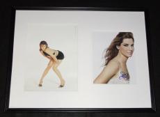 Sandra Bullock Signed Framed 18x24 Photo Display AW Speed Miss Congeniality