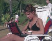 Sandra Bullock Signed The Net 8x10 Photo Autograph Jsa Coa