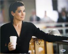 Sandra Bullock Signed The Proposal Autographed 11x14 Photo (PSA/DNA) #I60466