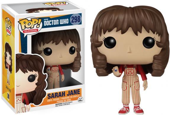 Sarah Jane Smith Dr. Who #298 Funko Pop!