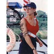 Sarah Jessica Parker Autographed Striking Distance 8x10 Photo