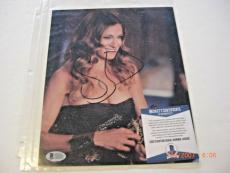 Sarah Jessica Parker Sex In The City,actress Td/holo Signed 8x10 Photo