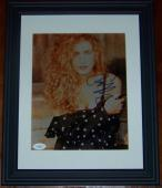 *BEST DEAL EVER Sarah Jessica Parker Signed Photo JSA COA Framed Autographed