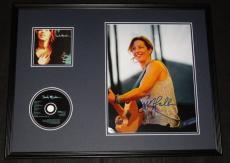 Sarah McLachlan Signed Framed 18x24 CD & Photo Display