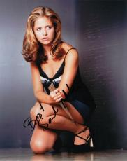 Sarah Michelle Gellar signed Buffy the Vampire Slayer 8x10 photograph w/coa #2