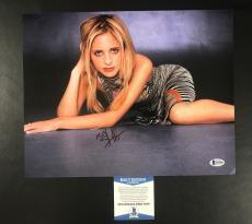 Sarah Michelle Gellar Signed Cruel Intentions 'sexy' Photo Bas Coa Beckett 2