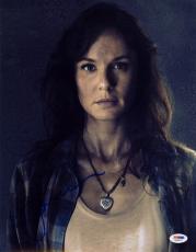 Sarah Wayne Callies SIGNED 11x14 Photo Lori The Walking Dead PSA/DNA AUTOGRAPHED