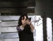 Sarah Wayne Callies Walking Dead Signed 11X14 Photo PSA/DNA #W79887