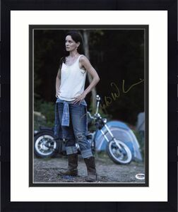 Sarah Wayne Callies Walking Dead Signed 11X14 Photo PSA/DNA #W79889