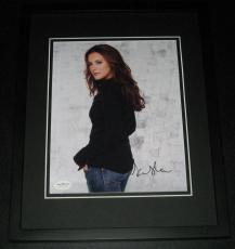 Sasha Barresse Signed Framed 8x10 Photo JSA The Hangover