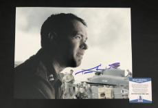 Saving Private Ryan Tom Hanks Signed 11x14 Photo Authentic Autograph Bas Beckett