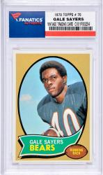 Gale Sayers Chicago Bears 1970 Topps #70 Card